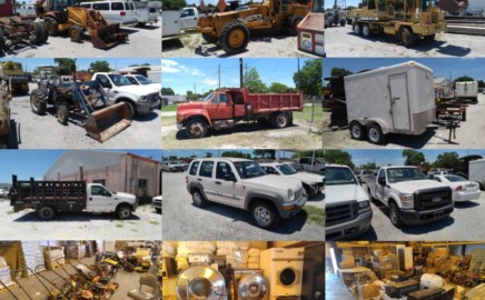 Government Assets For Sale at Auction